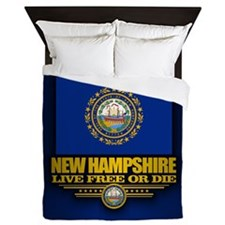 New Hampshire (v15) Queen Duvet