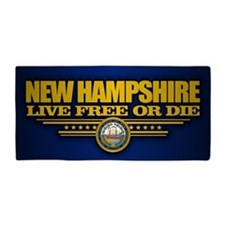 New Hampshire (v15) Beach Towel