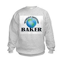 World's Hottest Baker Sweatshirt