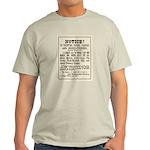 Las Vegas Vigilantes Light T-Shirt