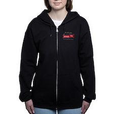 Thank You Veterans Women's Zip Hoodie