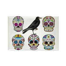 Skull By Design with Raven Magnets