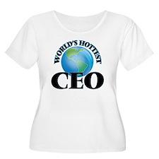 World's Hottest Ceo Plus Size T-Shirt