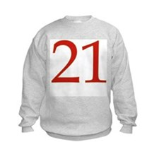 Unconquerable 21 Sweatshirt