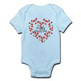 Poppy Loves Me Baby/Toddler Onesie