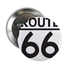"route 66 2.25"" Button (100 pack)"