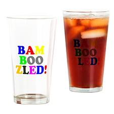BAMBOOZLED! Drinking Glass