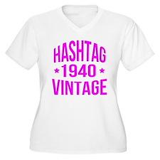 Hashtag Vintage 1 T-Shirt