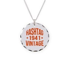 Hashtag Vintage 1941 Necklace