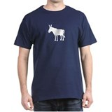 White Ass - Verso T-Shirt