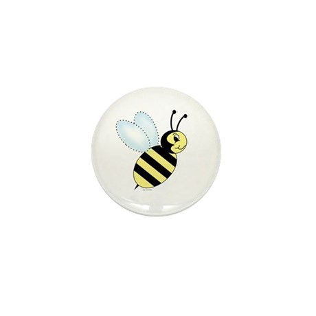 Bumblebee Mini Button (10 pack)