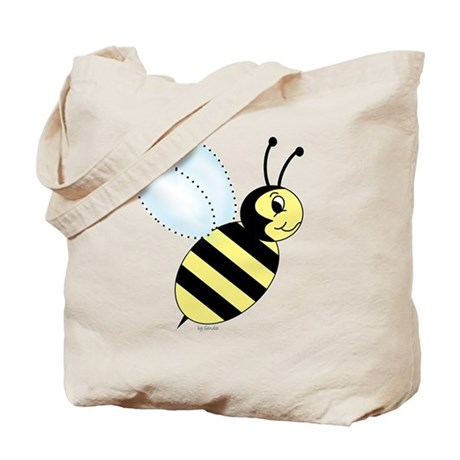 Bumblebee Tote Bag
