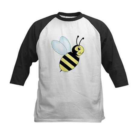 Bumblebee Kids Baseball Jersey