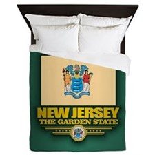 New Jersey (v15) Queen Duvet