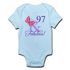 Fabulous 97th Birthday Body Suit