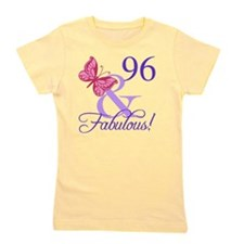 Fabulous 96th Birthday Girl's Tee