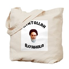 Homer's Ayatollah Assahola Tote Bag