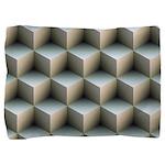 Ambient Cubes Pillow Sham
