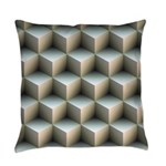 Ambient Cubes Master Pillow