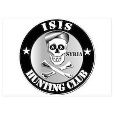ISIS Hunting Club - Syria Invitations