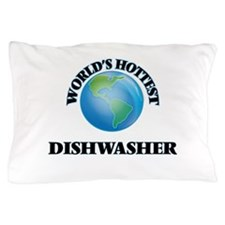 World's Hottest Dishwasher Pillow Case