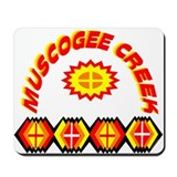MUSCOGEE CREEK Mousepad