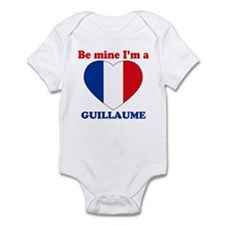 Guillaume, Valentine's Day Infant Bodysuit