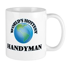 World's Hottest Handyman Mugs