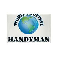 World's Hottest Handyman Magnets