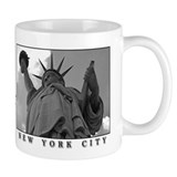 Statue of Liberty, Patriotic - Small Mugs