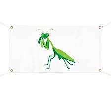 Praying Mantis Banner