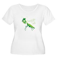 Buggin Out Plus Size T-Shirt