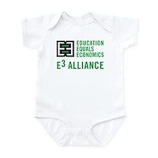 E3 Alliance Infant Bodysuit