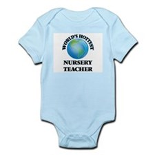 World's Hottest Nursery Teacher Body Suit