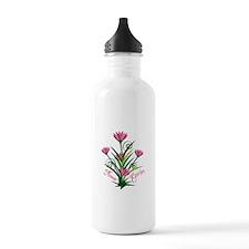 Flower Garden Water Bottle