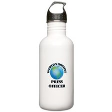 World's Hottest Press Water Bottle