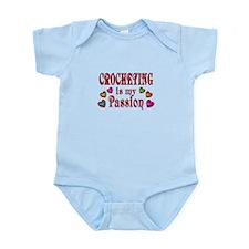 Crocheting Passion Infant Bodysuit
