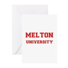 MELTON UNIVERSITY Greeting Cards (Pk of 10)