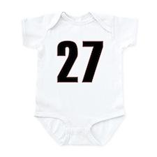 Shameless 27 Infant Bodysuit