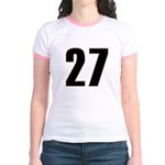 Shameless 27 Jr. Ringer T-Shirt