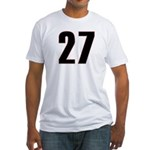 Shameless 27 Fitted T-Shirt