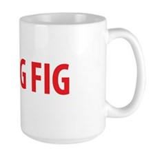 Large Big Fig Mug