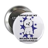 Bichon STARS! Button