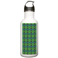 Mustache & Lips Patter Water Bottle