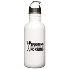 Spooning may lead to f Water Bottle