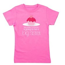 Funny Big sister Girl's Tee