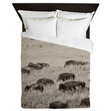 Buffalos Queen Duvet
