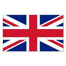 Cute England Decal