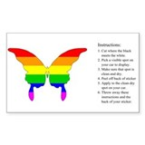 Rainbow Butterfly
