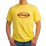 No Kvetching Yellow T-Shirt